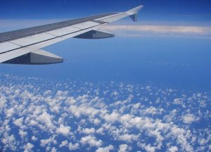 Lot samolotem - mity