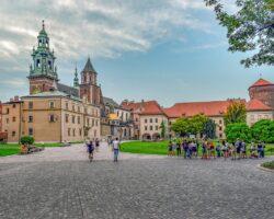 Czas w Krakowie