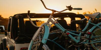 jazda rowerem